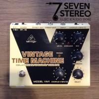 Behringer Vm1 Vintage Analog Delay Echo Chorus Vibrato Pedal Efek