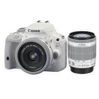 CANON KISS X7 KIT 18-55MM IS STM + 40MM F 2.8 STM (WHITE)
