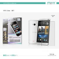 Nillkin HTC One M7 Anti Glare tempered glass Screen guard Protector