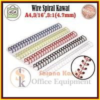 harga Kawat Spiral 3/16