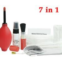 Cleaning kit pembersih kamera/laptop/dll merk canon warna merah