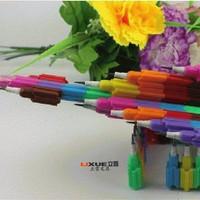 Pensil Susun Kreatif 8-Tingkat Warna-Warni