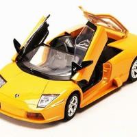 Lamborghini Murcielago Roadster - Diecast Mobil Motormax 1:24