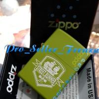 Zippo Super Premium Custom Columbus Street Rider, Gratis Request Nama!