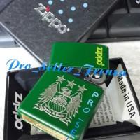 Zippo Super Premium Custom M.CF.C ! Gratis Request Nama!!