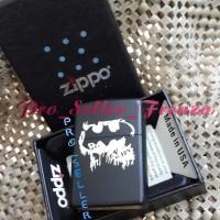 Zippo Super Premium Custom BATMAN.! Gratis Req Nama!!!
