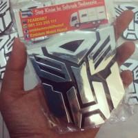 Jual Emblem transformer Autobot Murah