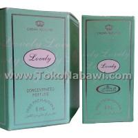 Parfum Al Rehab Lovely - 6 botol