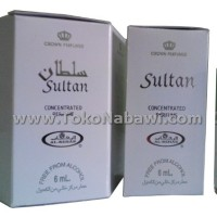 Parfum Al Rehab Sultan - 6 Botol