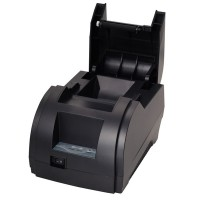 PRINTER KASIR STRUK KERTAS 58MM THERMAL QPOS Q58M USB TANPA BLUETOOTH