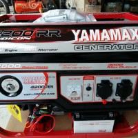 Mesin Genset Yamamax Rubicon 4200 RR (Welding Inverter)
