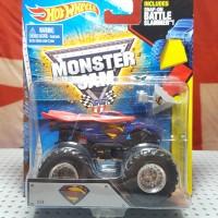 Monster Jam Superman Battle Slammer