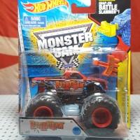 Monster Jam Barbarian Battle Slammer