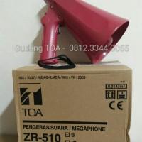 harga Megaphone Toa ZR-510S ( ada sirine ) Tokopedia.com