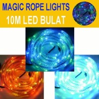 MUXINDO Lampu Selang LED Rope Light 10m Warna Warni Anti Air