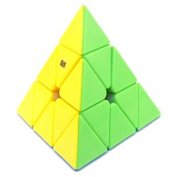 Rubik Pyramid - Moyu Pyraminx Magnetic Positioning Stickerless ORI
