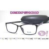 Frame Kacamata Minus Elegan Cewe / Cowo Riben YJ-8434