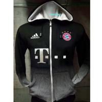 Bayern Munich Munchen Hoodie Bola New Kombinasi Topi