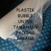 BUBBLE WRAP/Plastik Bubble untuk packing pelindung paket souvenir