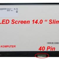 LCD LED Laptop Lenovo S400 S405 S410P S415 Series, 14 inch slim
