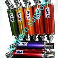 harga Knalpot CHA matic, Yamaha MIO Sporty, MIO J, MIO OLD, Honda Beat Karbu Tokopedia.com