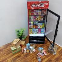 mini freezer coca cola