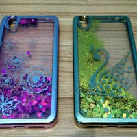 harga case pasir Glitter Oppo neo 9 Tokopedia.com