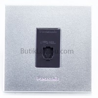 Outlet Telepon Panasonic Style Silver
