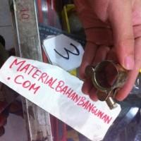 Harga klem pipa besi tekanan tinggi 25 mm klem besi ring pipa | WIKIPRICE INDONESIA