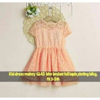 Kid dress maissy GL45