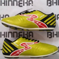 Sepatu Futsal Speed True Salim Junior Gold 2 Black