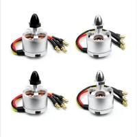 4pcs Brushless Motor 2212 920KV Silver Phantom F330 X525 Quadcopter
