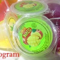 Jeli / Jelly INACO Mini Aneka Rasa ... Mix ( Kiloan / Curah )