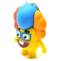 Jakmall Maskot USB 2.0 Flashdisk 16GB - Multi-Color