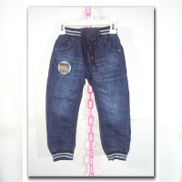 Celana Jogger Jeans / Celana Bordir Anak Usia 4-6 Tahun