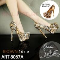 harga highheels Premium sepatu sandal pesta wanita boot heel gelang impot Tokopedia.com