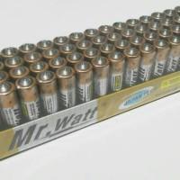 Baterai Battery Batre AA / A2 Anti-Bocor MR. WATT