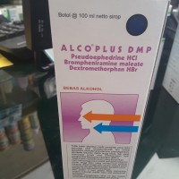 ALCO PLUS DMP SYRUP 100 ML
