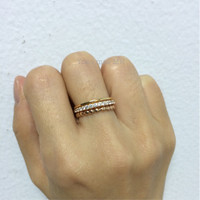 harga cincin mas model biji lada Tokopedia.com