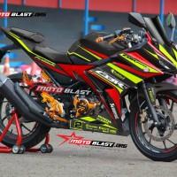 New CBR150R Black - Racing
