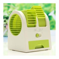 StarHome AC Duduk Mini Portable - Double Blower Mini AC - Kipas Angin
