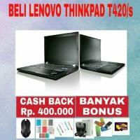 lenovo thinkpad T420/s PROMO SEPTEMBER (bayar CC)