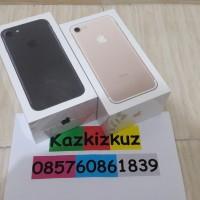 Apple Iphone 7 32 Gb belum aktivasi iphone7 32gb