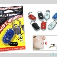 gantungan kunci siul / key finder QF 315