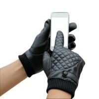 Jual sarung tangan pria musim dingin / winter bs touch screen Murah