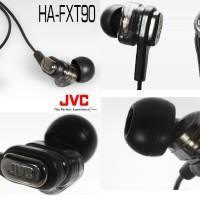 JVC HA-FXT90 Dual Driver Original Earphone IEM Good for All Genres