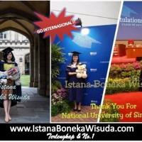 0812-9526-6220 Boneka Wisuda Teddy Bear | Souvenir Wisuda Bekasi