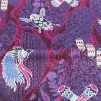 harga kain batik Solo motif Papua Tokopedia.com