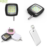 Robot LED Flash for iOS and Android RSL-160 Lampu Blitz Kamera HP