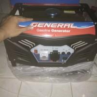 Genset General Open 1150w 4 Tak Murni Tembaga Cocok utk Rumah Tangga